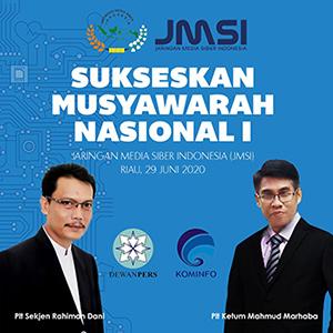 Munas JMSI - News