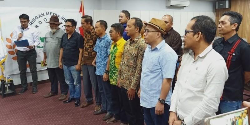 21 Provinsi Bacakan Deklarasi JMSI