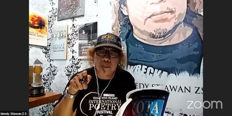 Ini Lima Pemenang Lomba Baca Puisi Rekor Dunia Yang Diselenggarakan JMSI