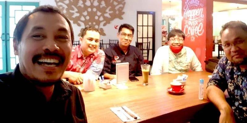 Darmawan Sepriyossa Pimpin JMSI Jakarta